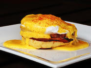 Eggs Benedict from Scratch found on PunkDomestics.com